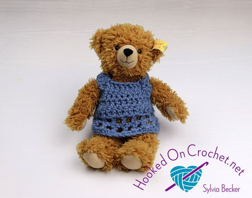 Online - Private crochet session (E, NL, D), 1 hour